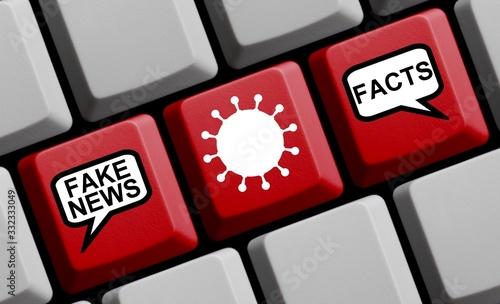 Photo Fake News und Fakten zum Coronavirus