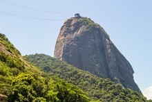 Sugarloaf Mountain Seen From A...