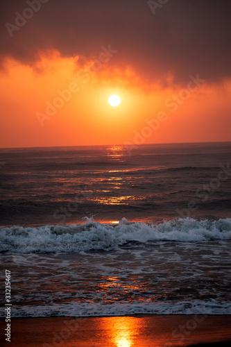 Photo Blissful Morning sunrise