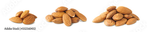 Almonds Collection Canvas Print