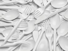 Plastic Cutlery Spoon Fork Kni...