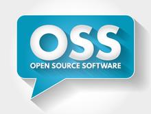 OSS - Open Source Software Acr...