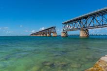 Bridge At Bahia Honda State Pa...