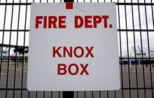 Fire Department Knox Box Provi...