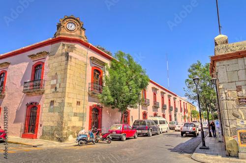Oaxaca, Historical center, Mexico