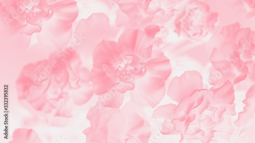 Pale pink abstract background Wallpaper Mural