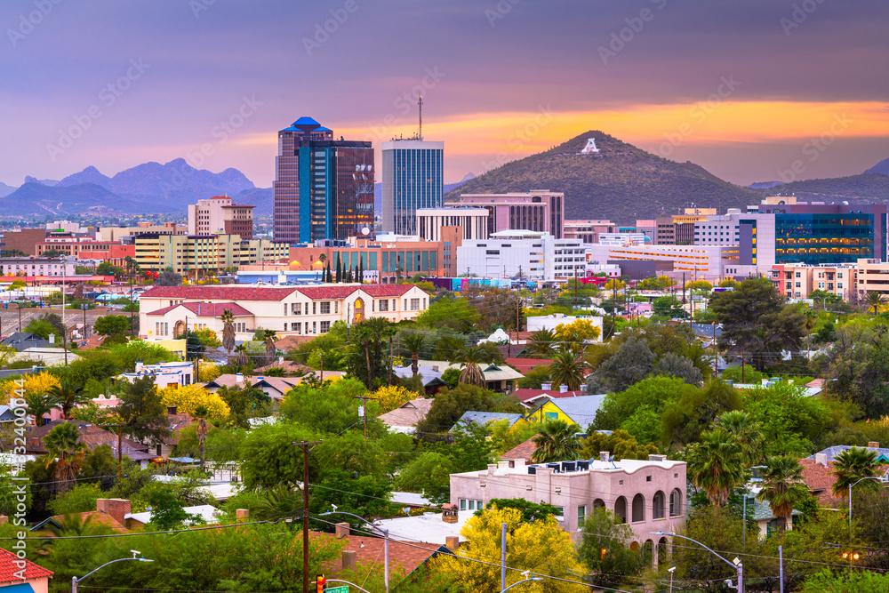 Fototapeta Tucson, Arizona, USA