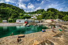 From A Fishing Port In Devon