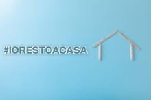 Hashtag Iorestoacasa In Italia...