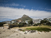 View On Lions Head In Cape Tow...