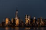 Fototapeta Nowy Jork - panorama miasta