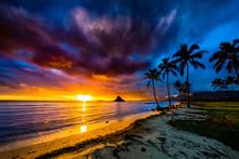 Beautiful Sunrise At Chinaman'...