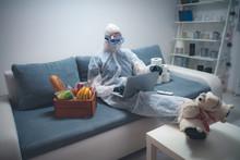 Quarantine And Isolation Durin...