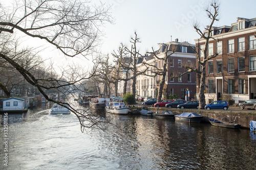 Amsterdam 02 Canvas Print