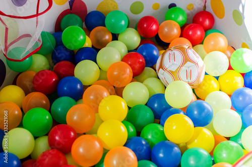 Photo Bolas coloridas