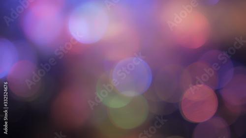 Fototapeta Abstract pastel color bokeh background
