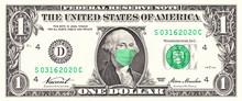 US Dollar Bill George Washingt...