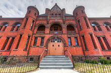 New York State Armory - Poughk...