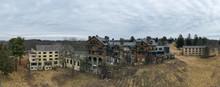 Abandoned Bennett School For Girls In New York