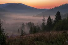 One Minute Before Sunrise
