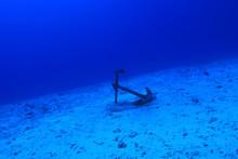 Anchor Of Old Ship