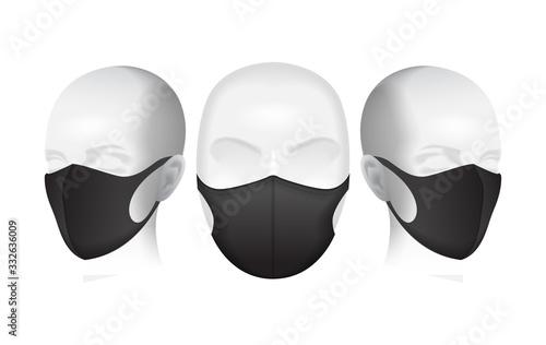 Fotografía Protective mask