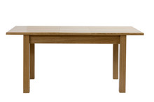 Wooden Modern Table Isolated O...