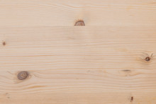 Wooden Texture Polished Bright Surface Of Pine Wood Untreated With Some Knotholes