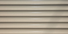 Curtain Backdrop Close-up Modern Plastic Shutter Blinds In Office Room Home