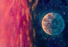 Fantastic Oil Painting Beautif...