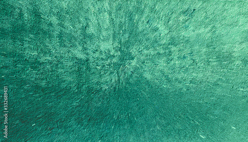 Photo Green grunge background