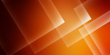 Dynamic Orange Background Wit...