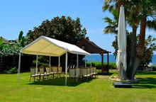 Paphos Wedding Marquee