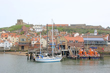 Whitby Harbour, Yorkshire