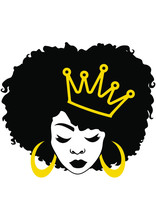 African American Woman Eps, Qu...
