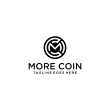Creative Modern Coin With M,C ...