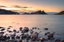 SAN CARLOS BEACH, SONORA / MEX...