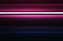 Horizontal Neon Pinky Blast Il...