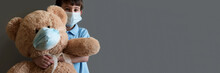 Banner 3:1. COVID-19 Quarantin...