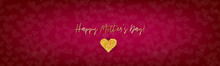 Mothers Day Simple Banner, Web...