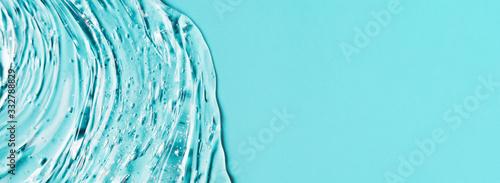 Obraz Antibacterial gel background - fototapety do salonu