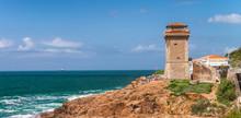 Beautiful Seascape Of Calafuri...