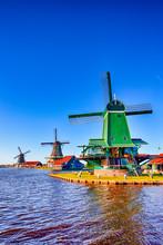 Dutch Travel Concepts. Traditi...