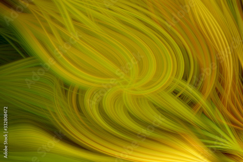 Fototapety, obrazy: Abstract background with colorful lines