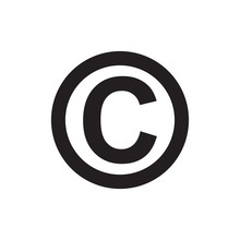 Copyright Icon , Term Icon