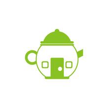 Teapot House Logo