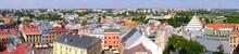 Lublin, Poland - Panoramic Vie...