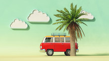 Van Travel Concept