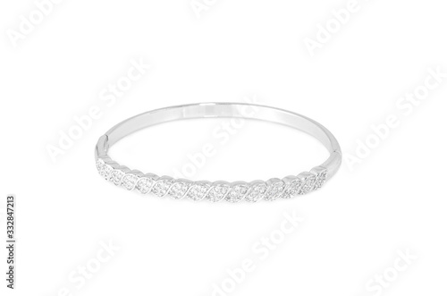 Cuadros en Lienzo Fashion diamond bracelet