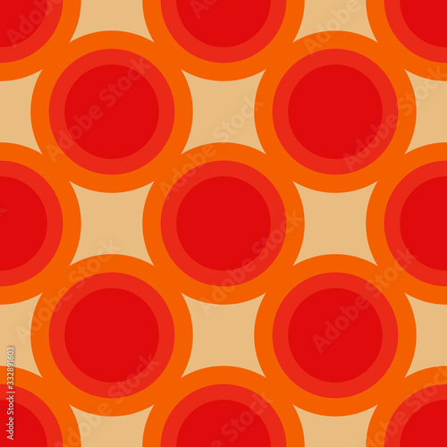 Fotografia Circle geometric shapes